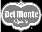 델몬트 footer 로고
